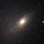 M31 — моя первая туманность Андромеды