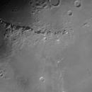 Луна, Апеннины