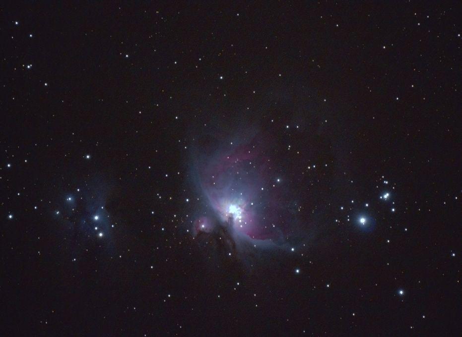 М42, Туманность Ориона (уменьшенный)