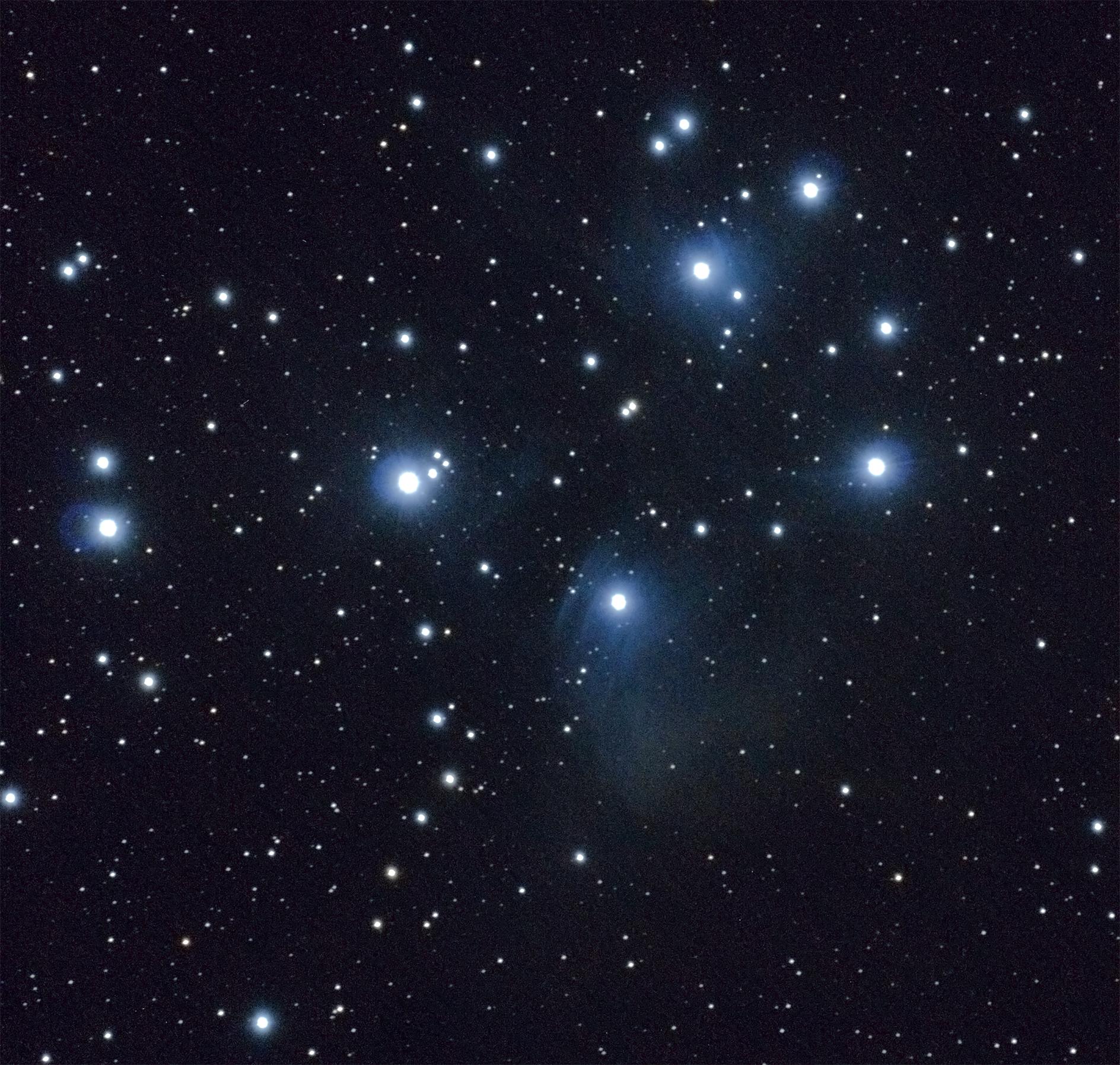 M45, Плеяды