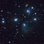 M45 — Плеяды