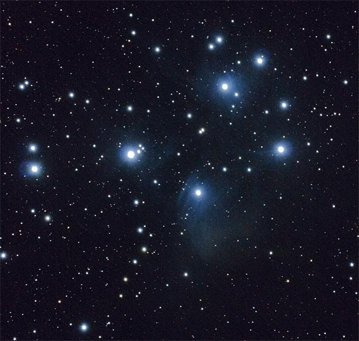 M45, Плеяды (small)