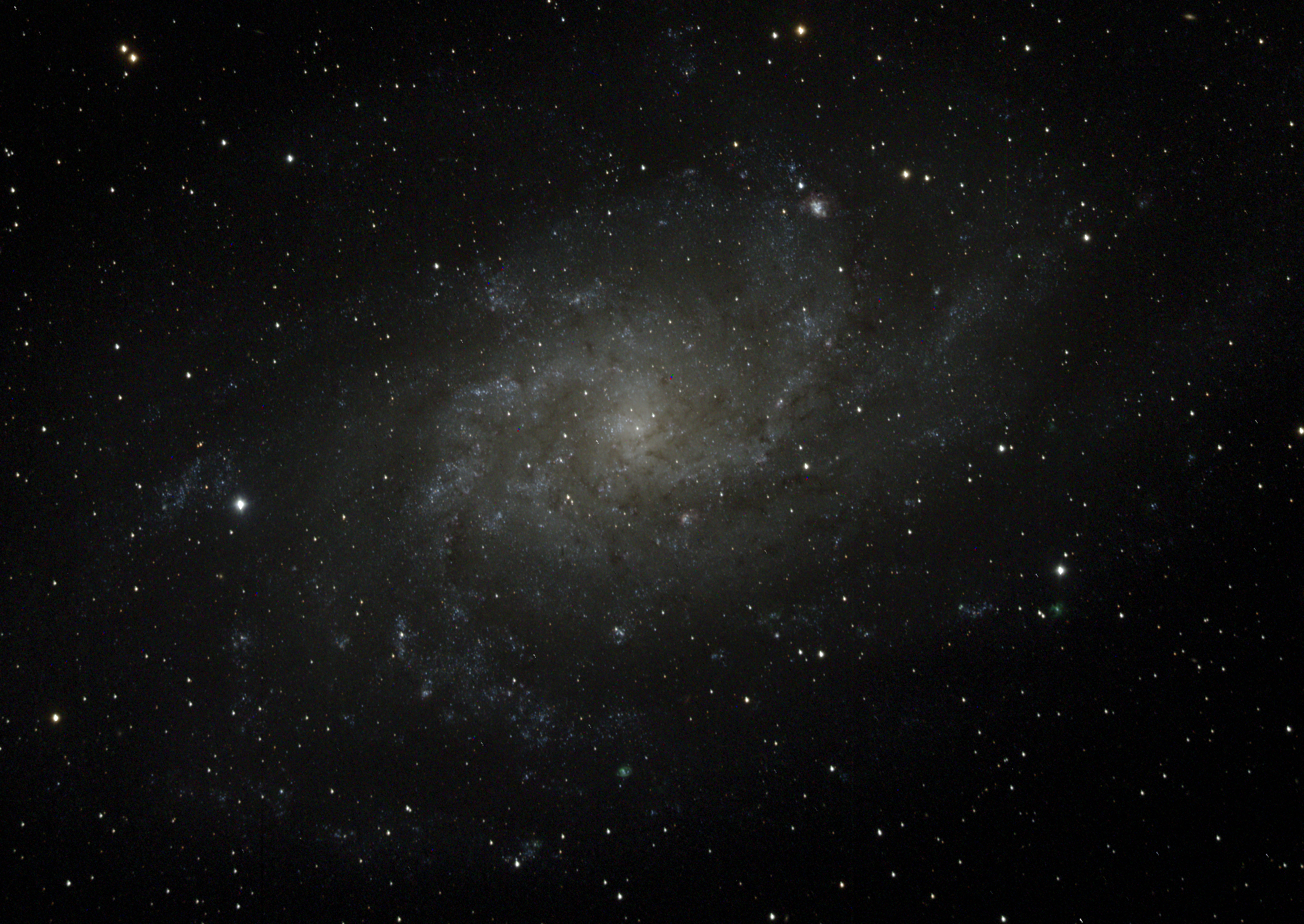 M33 (iTelescope version)